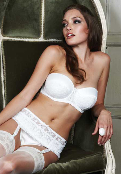Charnos Belle Bridal Lingerie Set
