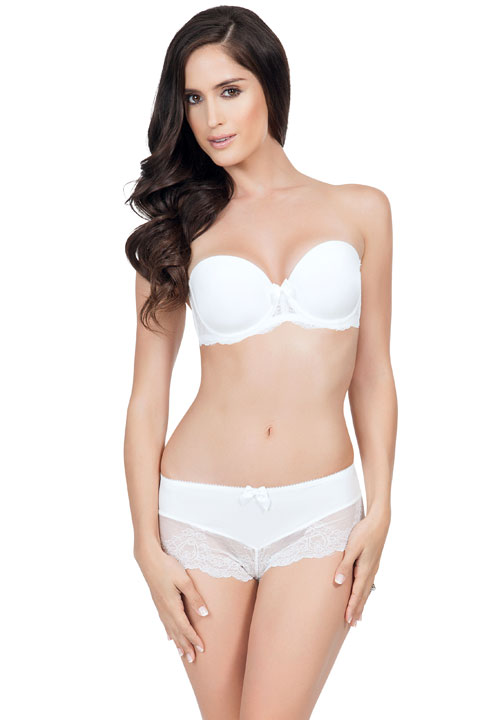 Strapless push up bra for What undergarments for wedding dress shopping