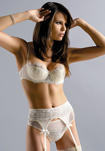 Gracya Jonquil Bridal Underwear Set