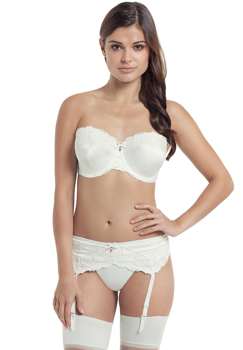 Serenity strapless bra by masquerade What undergarments for wedding dress shopping